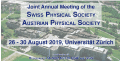 SPS / APS Joint Annual Meeting 2019