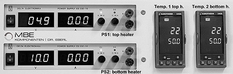 power supplies PS1 and PS2