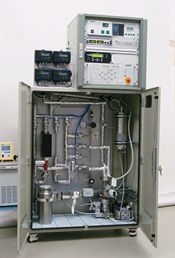 Gas cabinet